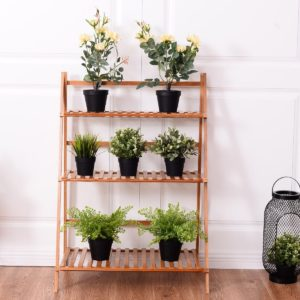 Foldable Plant Flower Rack